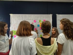 EYES Spain – Co-creating campaign to engage people in climate action