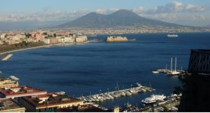 "EYES Italy – Article written by a member of the Italian YIT team – ""CO2 pollution in Naples"""