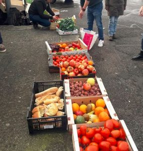 EYES France – Gleaning and cooking action