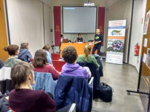 EYES Spain – Political influence and peace culture to support climate action