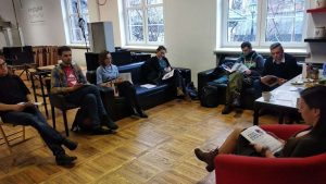 EYES Poland – Talks about climate : What young people think about climate change? Do they feel its impact personally ?