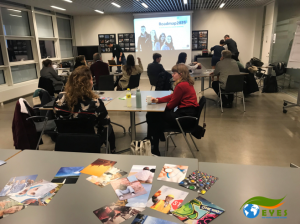 EYES Denmark – Workshop about sustainability and engagement of youth