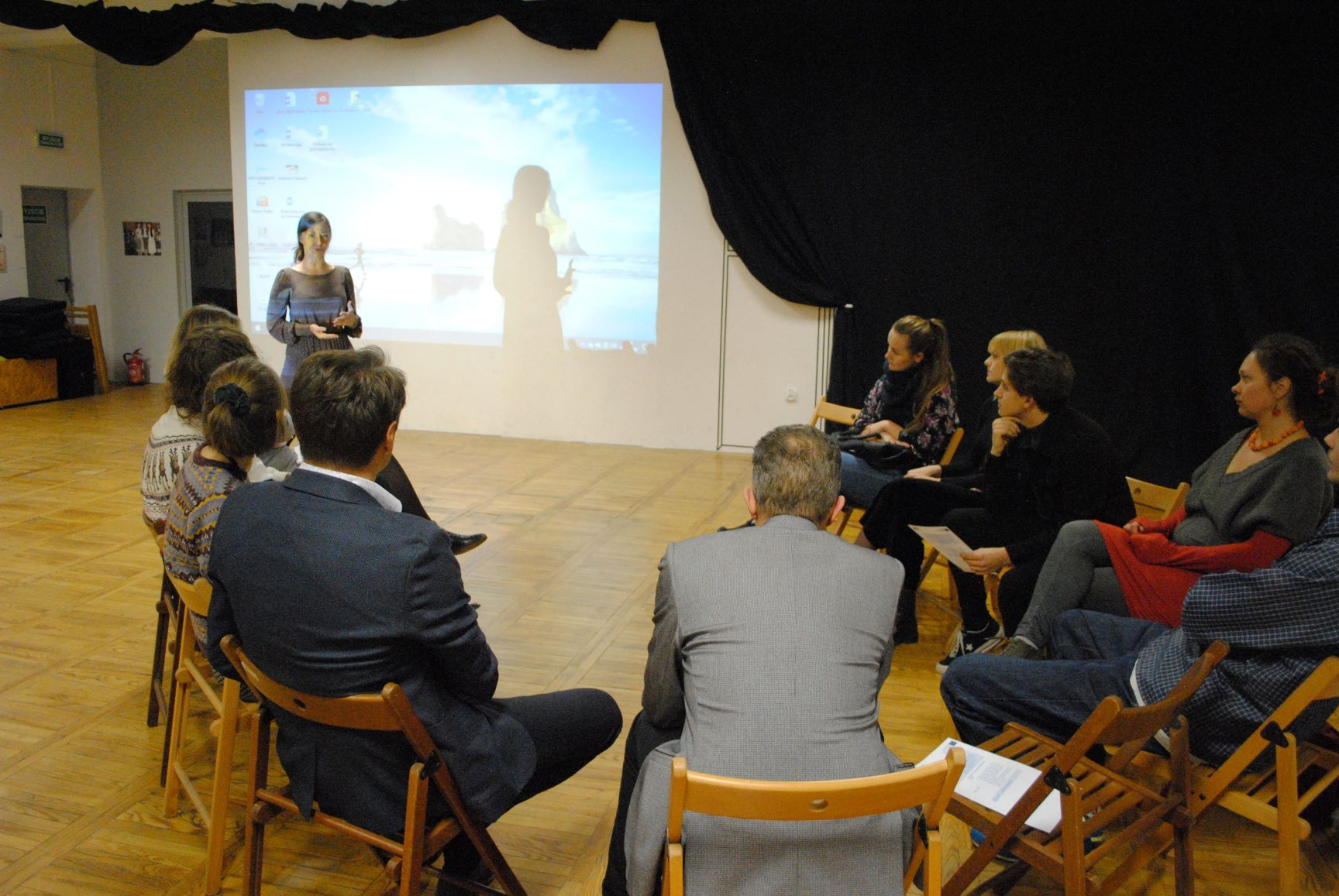 EYES Poland – Talks about climate: global challenge requiring local action