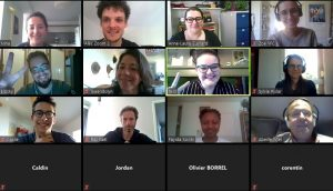 EYES France : Online Advisory Board Meeting in May