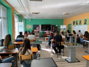 EYES Bulgaria – Workshop to discuss actions and initiatives for young people involvement in the activities organized by the municipality